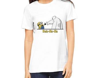 Bahnana T-Shirt, Banana Minion shirt, Minion banana T-shirt, Minion T-Shirt, Minion Shirt, Minion Tee