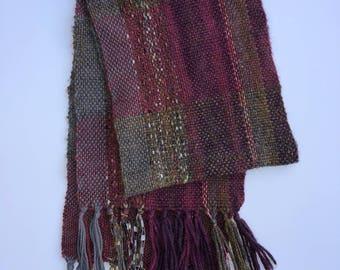 Handmade Woven Scarf