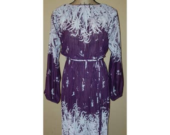 Vintage Clothing, Vintage Dress, 70s Dress, 70s Vintage Clothing, Hal Ferman