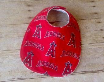 Los Angeles Angels Infant Bib