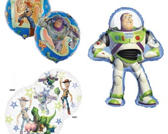 Buzz Lightyear Toy Story Balloon Party Pack