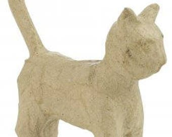 Decopatch Long Tailed Cat Kit