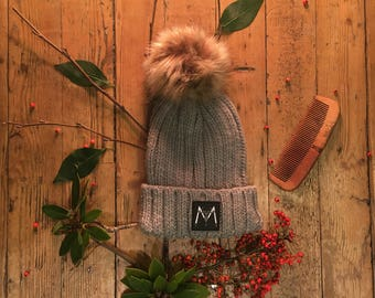 beanie hat - ONE SEVEN FIVE