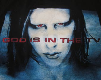 Marilyn Manson  God is in the TV 1998