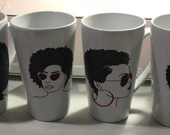 Girlfriend Mug Collection