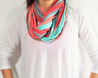 Handmade Scarves and Collars