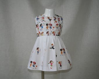 Summer Girl Dress