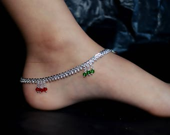 Sterling Silver Anklets