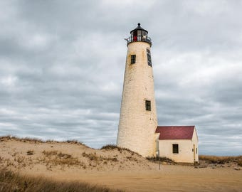Great Point Lighthouse - Nantucket