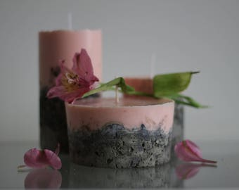 unique stylish handmade scented candles