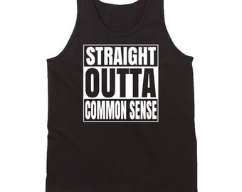 Common Sense Tanktop