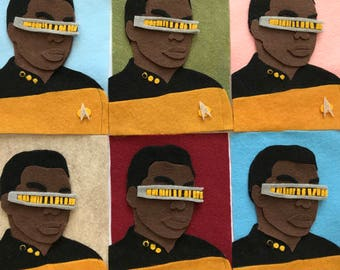 I Felt Geordi (Star Trek: TNG)