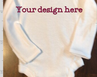 Custom Onesie or Shirt