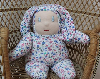 Baby Doll style waldorf steiner
