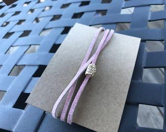 Leather Bracelet for Kids