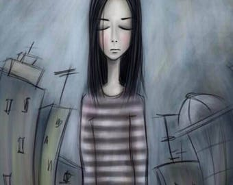 Winding Down by Lisa J Rivers