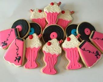 50s Cookies