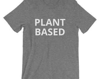 Short-Sleeve Vegan T-Shirt