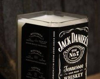 Jack Daniels  Scented Candle