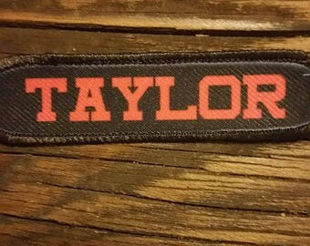 Your Name Here, Custom Made For You, Morale Patch