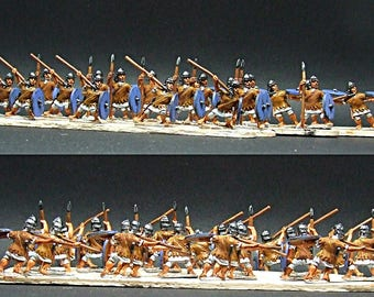 15mm Roman Auxiliary *Pro-Painted*