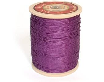 Sajou Waxed  Linen Thread: Violet