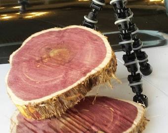 Aromatic cedar disc hand made