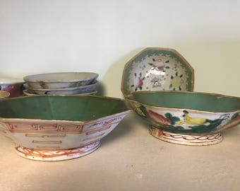 Beautiful Bowls of the Ching Dynasty