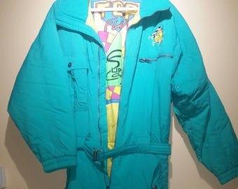 Vintage Elho snowsuit