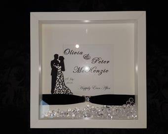 Personalised Wedding Frame