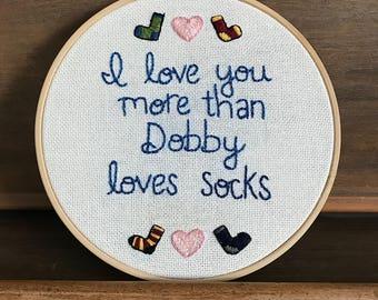 Dobby's True Love