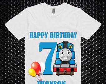 Thomas and Friends Iron On Transfer, Thomas Birthday Shirt, Thomas and Friends Shirt, Thomas Printable, Thomas and Friends, Digital Files