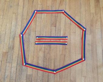 Rainbow Strap Fun Kit