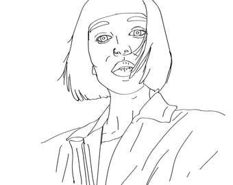 Model series- Illustration limited