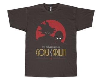 The Adventure of Goku & Krillin shirt