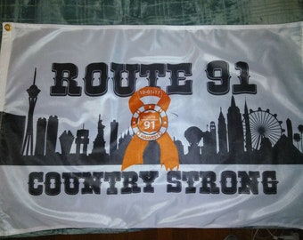 Route91 Flag