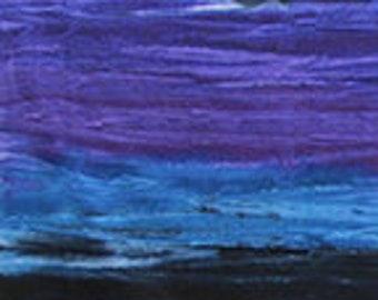 "Landscape Deep Waters 45"" Batik Fabric"