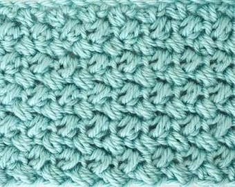 Elizabethan Stitch Baby Blanket