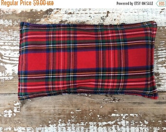 CRAZY SALE- Therapy Rice Pack-Eco Friendly Collection-Hot or Cold-Mad for Plaid