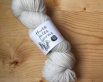 Spectacles - eponymous sock yarn, fingering weight yarn