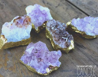 Amethyst Beads - DIY Jewelry