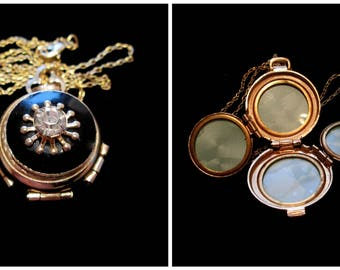 The Tudors - 4 Picture Locket Necklace