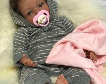 "Reborn doll 19"" 3/4 arms and legs"