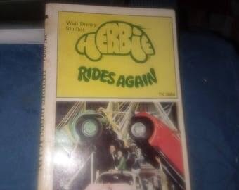 Herbie rides again book