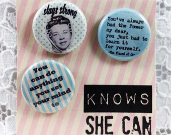 """You CAN do anything you set your mind to 1"""" Pins-Be Strong Pins-You Can Do It Pins-Courageous Pins-Stay Strong Pins-Yes you Can"""
