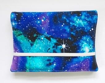 Crayon Wallet // Galaxy