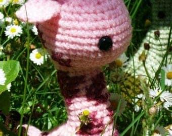Summer Sale Baby Giraffe Crochet Pattern PDF