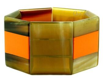 Horn & Lacquer Bracelet - Q12850-O