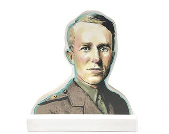 T.E. Lawrence Wooden Standee custom order