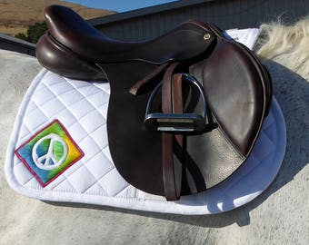 Be Remembered! with this The Summer Love Collection All Purpose Saddlepad LA- 70